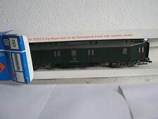 Roco HO 4293 Hechtwagen Deutsche Post BtrNr 3947 DB +Licht (RG/BT/105-13R2/10)