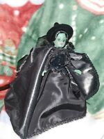 VINTAGE MADAME ALEXANDER 2010 WICKED WITCH OF THE WEST  WIZARD OF OZ 8 inch