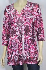 Millers Tunic 3/4 Sleeve Regular Tops & Blouses for Women