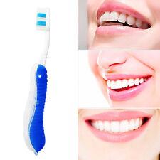 Hygiene Oral Einweg Faltbar Reise Camping Zahnbürste  Reinigung  Werkzeuge Pop