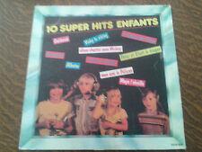 33 tours 10 super hits enfants