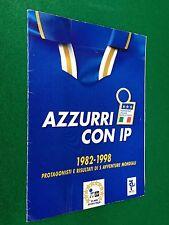 ALBUM figurine AZZURRI CON IP , Ed. Merlin , Completo !!!