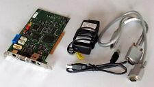 FUJITSU tx300 remote service card a3c40052455 con accessori Tyco 5-1605417-7