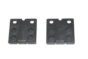 BMW K75 R80 K100 R100 Front Brake pads  O7005