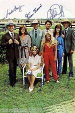 Dallas ++8 Autogramme++ ++Kultserie 80er Jahre++
