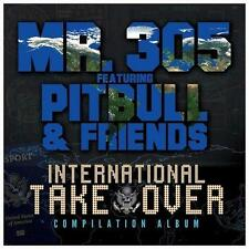 Mr. 305 Featuring Pitbull & Friends : International Takeover CD