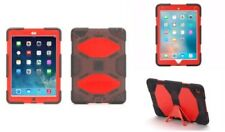 Griffin Survivor Tough Rugged Case For iPad Pro 9.7 inch, iPad Air 2 Red Black