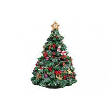 """Spieluhr Tannenbaum """"oh Tannenbaum"""" aus Poly, B16 x T12 cm"""