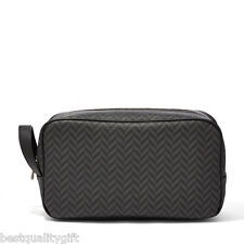 NEW FOSSIL CHARCOAL CAMDEN TRAVEL KIT,COSMETIC BAG,SML1198