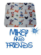 Mickey Mouse and Friends  Anti Slip PC Gamer Picture Mouse Pad