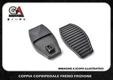 Copri pedali Grande Punto 500L Fiat Alfa Mito coppia freno frizione 71746348