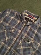 Superdry Check Regular Slim Casual Shirts & Tops for Men