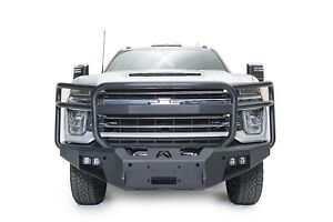 Fab Fours CH20-A4950-1 Premium Winch Front Bumper