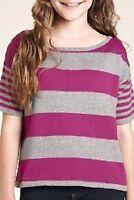 Marks and Spencer Short Sleeved Jumper Ages 5-6 & 7-8