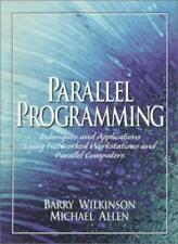 Parallel Programming: Techniques and Applications Using Networked Workstations