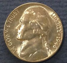 1946-S Jefferson Nickel BU