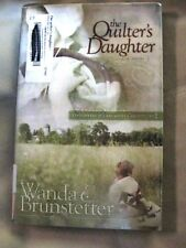 The Quilter's Daughter 2 by Wanda E. Brunstetter (2006, Paperback)