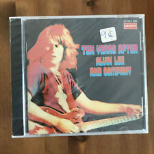 TEN YEARS AFTER - ALVIN LEE AND COMPANY - CD DERAM MINT NUEVO