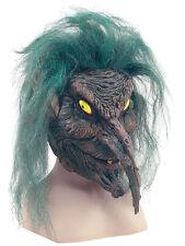 Adulto Scary Halloween Overhead árbol Sprite criatura Bruja Vestido De Lujo Accesorios