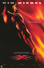 Posters:Movie Repro: Xxx - Vin Diesel Free Ship #787 Rp67 T