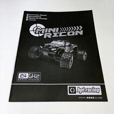 HPI Racing RC Voiture Recon pare-chocs toe et en plaque set 105516