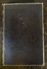 The Life of Benvenuto Cellini 1923 John Addington Symonds ILLUSTRATED Leather