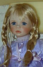 KAYE WIGGS Porcelain Doll ANGEL CHANELLE Boxed ARTIST INTERNATIONAL