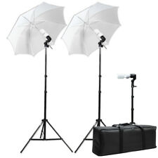 "Photography Photo Studio  33"" Soft Umbrella Continuous Lightning Light Stand Kit"