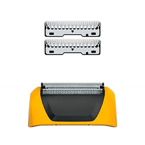 Wahl Yellow Lifeproof Shaver Replacement Foils, Cutters and Head for 7061