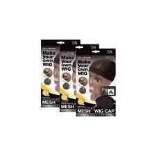 Qfitt Mesh Dome Style Wig Cap Best #5011 Black