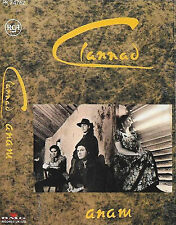 CLANNAD ANAM CASSETTE ALBUM  RCA BMG Folk Rock, Country, Celtic
