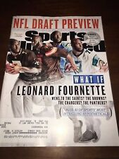 April 17-24 2017 issue of Sports Illustrated NFL Draft Preview   #297