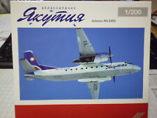 Herpa 1:200 558839 Yakutia Airlines Antonov AN-24RV NEU OVP