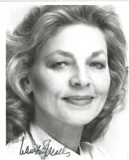 Lauren Bacall Signed Photo / Autographed