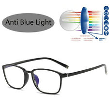New Reading Glasses Multifocal Glasses Anti Blue Light Eyeglasses +1.00 to +4.00