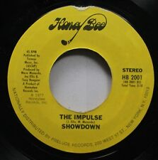 Soul 45 Showdown - The Impulse / What'S Your Name On Honey Bee