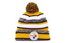 Pittsburgh Steelers New Era 2014 NFL Sideline On Field Sport Knit Hat