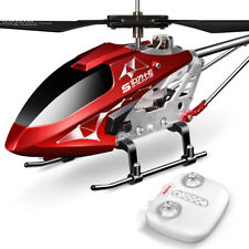SYMA S107H-E RC Helicopter 3 CH Remote Controll With 6-Axis Gyro Boys Xmas Gift