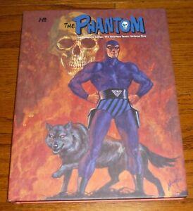 The Phantom The Complete Series: Charlton Years Volume 5, Hermes, Don Newton