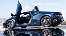 Lamborghini Huracan 2014-2017 Vertical Door hinges - Instant Rebate of $1000.00!