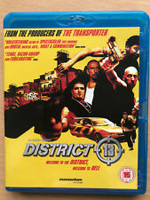 David Belle District 13~2004 Luc Besson Français Parkour Action Film Blu-Ray