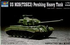 Trumpeter 1/72 M26 (T26E3) Pershing # 07264