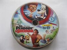 MR PEABODY & SHERIDAN & DISC ONLY (DS) {DVD}