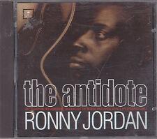 RONNY JORDAN - the antidote CD