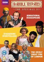 Nuevo Horrible Histories - The Specials 2 DVD
