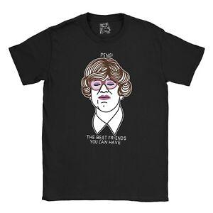 League of Gentlemen T-Shirt Pauline Pens Gift Funny Tshirt Tee Top BBC