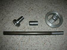 South Bend Logan Lathe 3c Collet Adapter And Handwheel Drawtube Set New Usa Made
