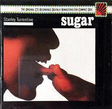 Stanley Turrentine - Sugar (CD, CTI Creed Taylor) Sunshine Alley - BN Sealed