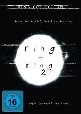 SIMON BAKER NAOMI WATTS - RING 1 & 2 MB 2 DVD NEU GORE  VERBINSKI,HIDEO  NAKATA