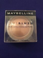 Maybelline Pure Blush ~ Natural Color with Unbelievable Softness ~ Pure Shell